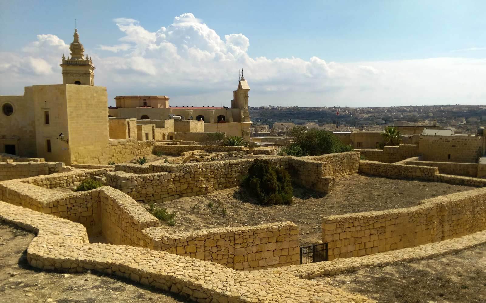 Cittadella in Victoria, Gozo