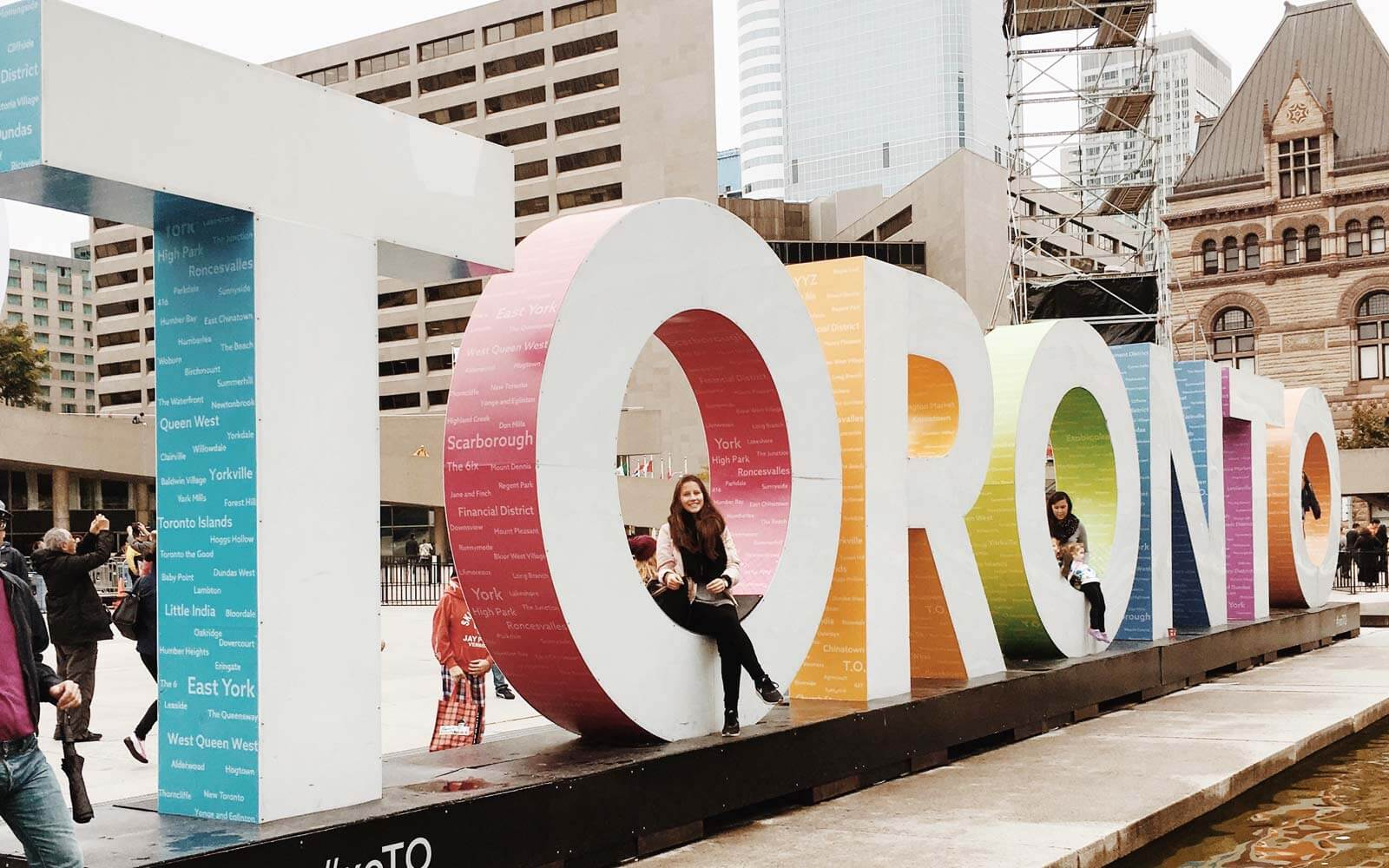 Astrid in Toronto