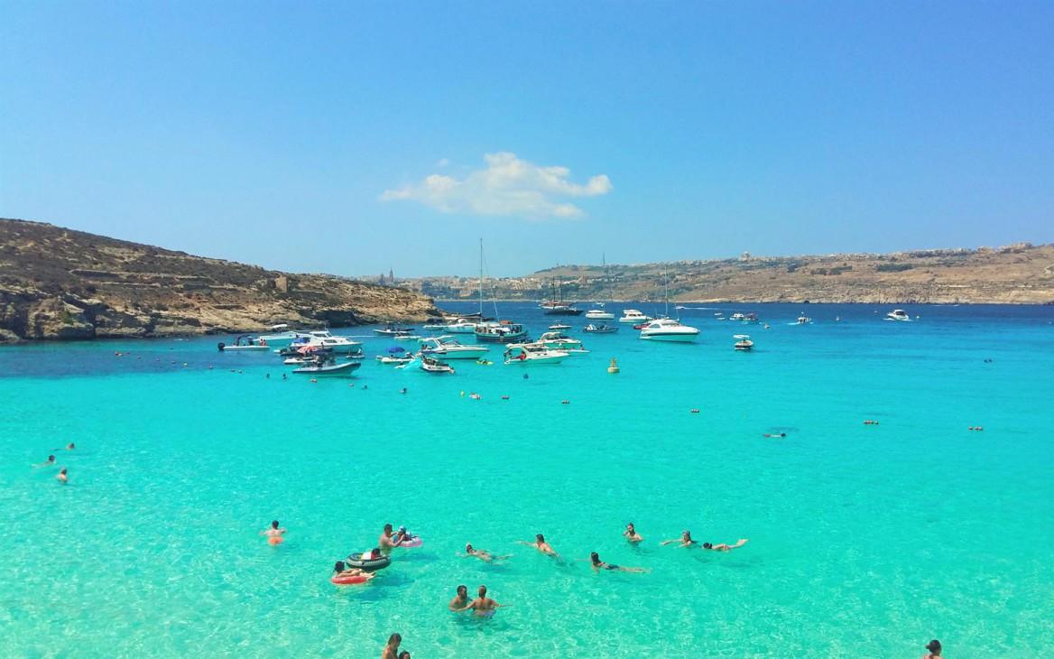 Jule auf Malta #5: Die Nachbarinseln Comino und Gozo