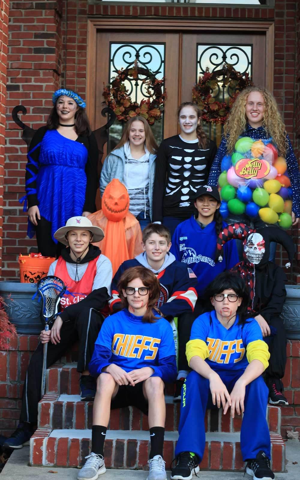 Halloween in Michigan