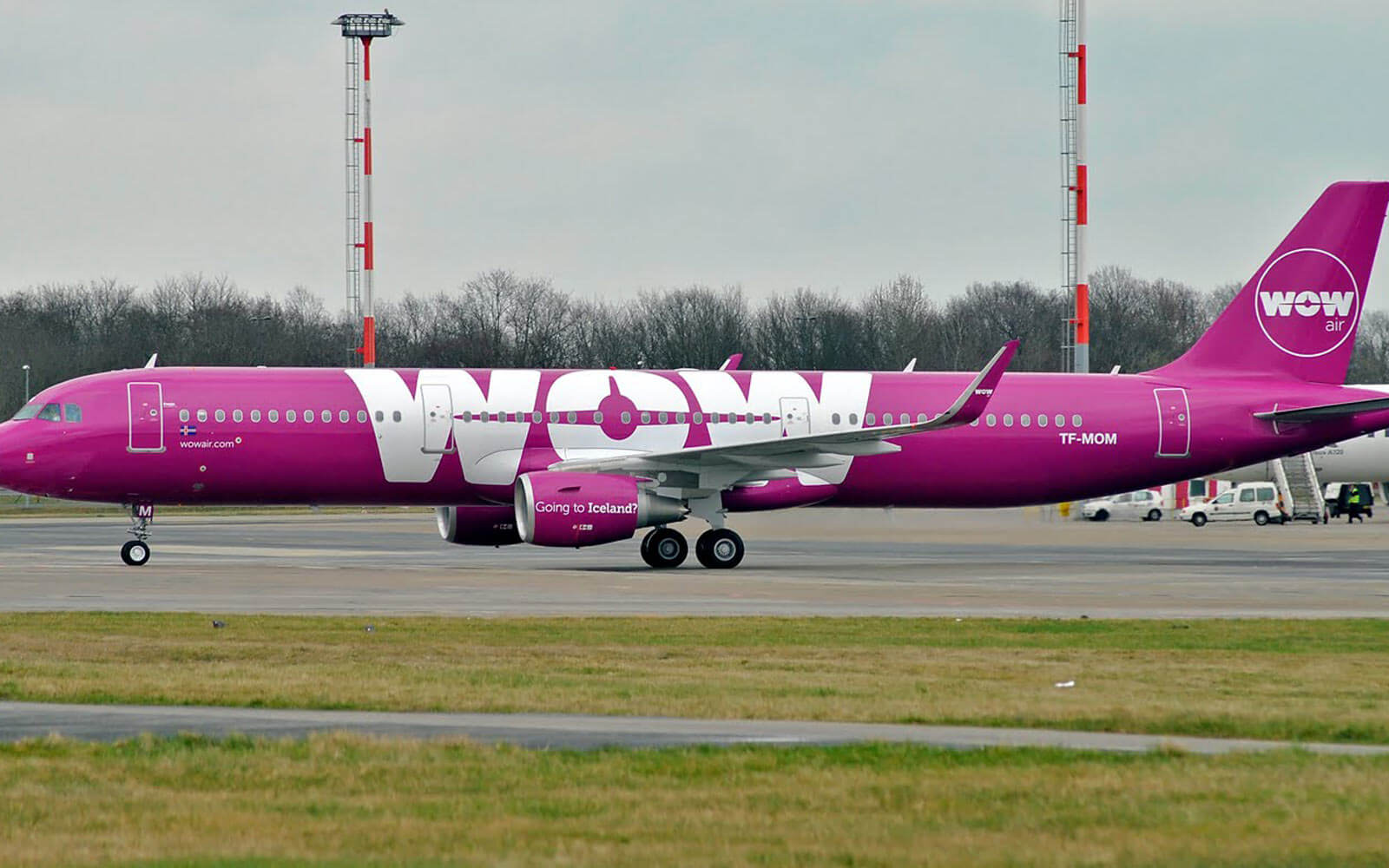 Mit Wow Air nach Island