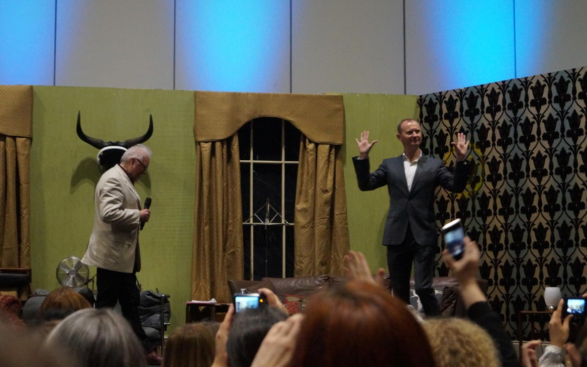 Theres in England #3: SHERLOCKED Event in London