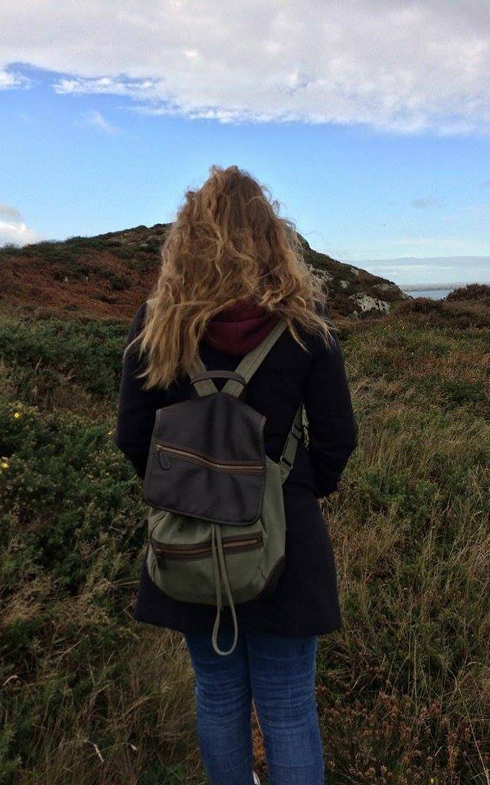 Birte wandert durch Irland