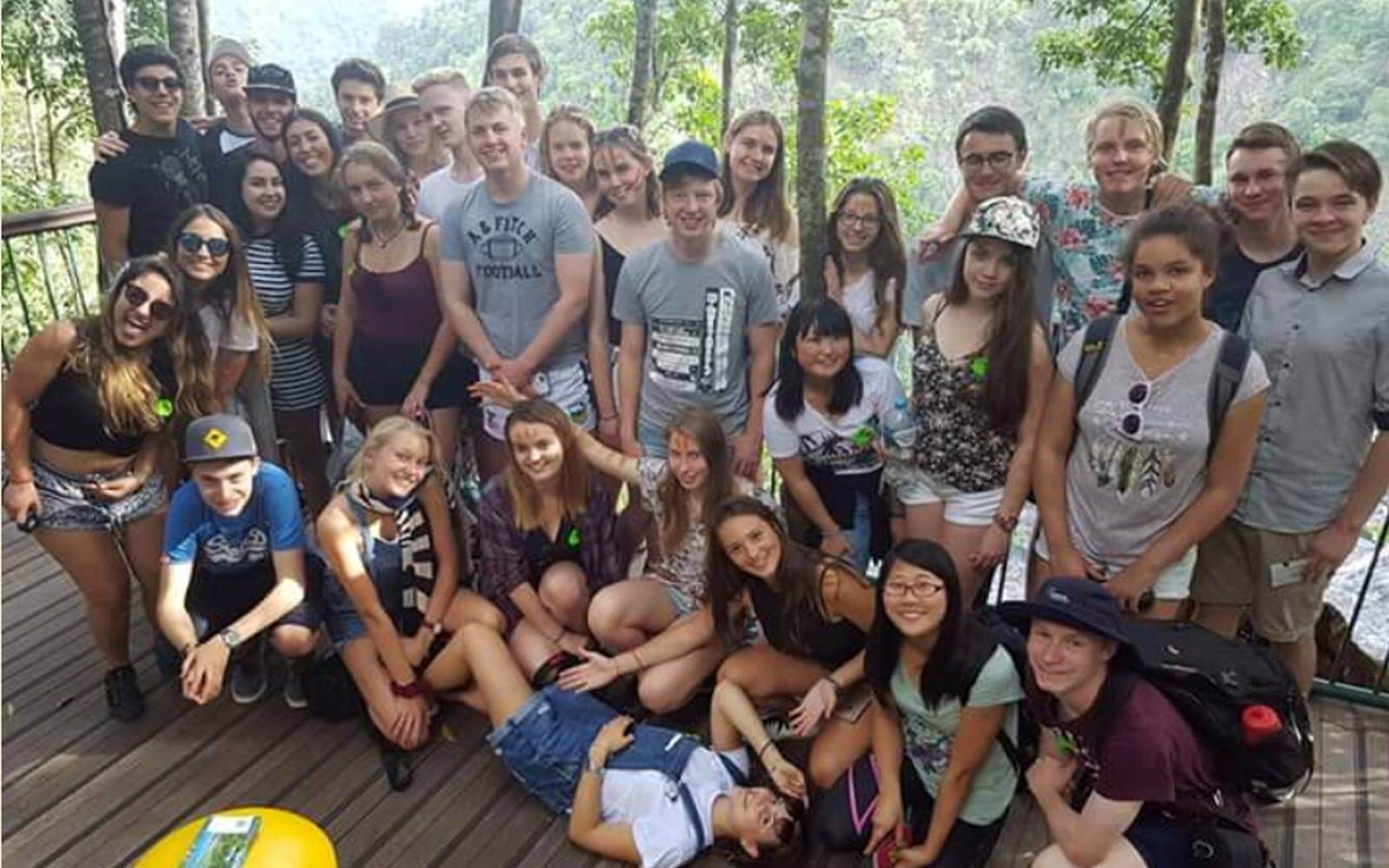 International Students in Cairns