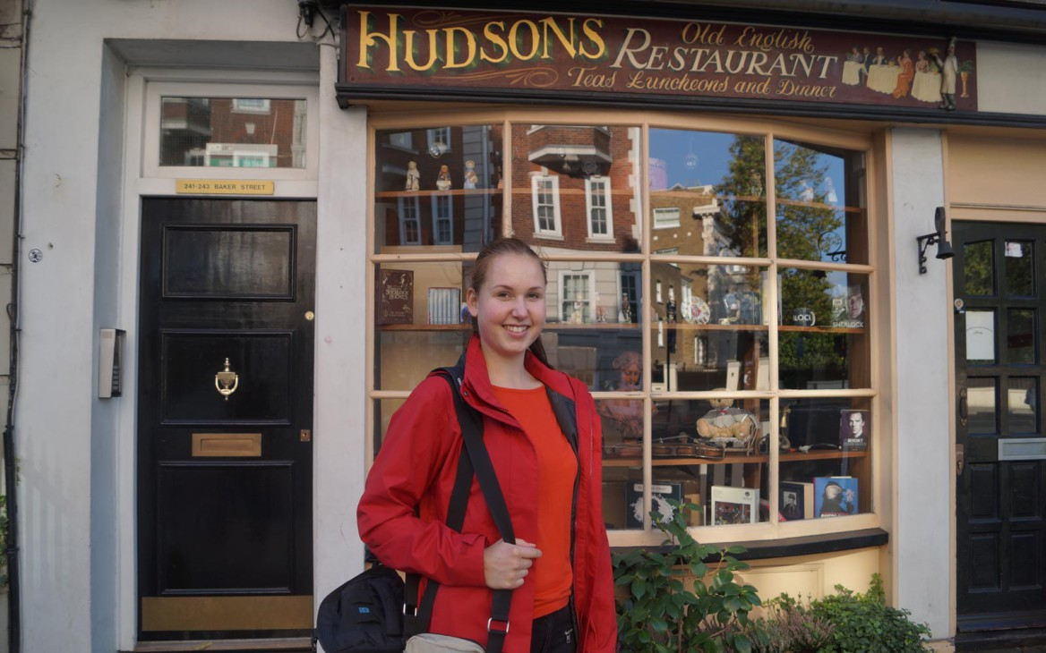 Theres in England #5: Update aus London