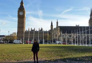Wiebke in England #5: Einmal Kiel via London bitte