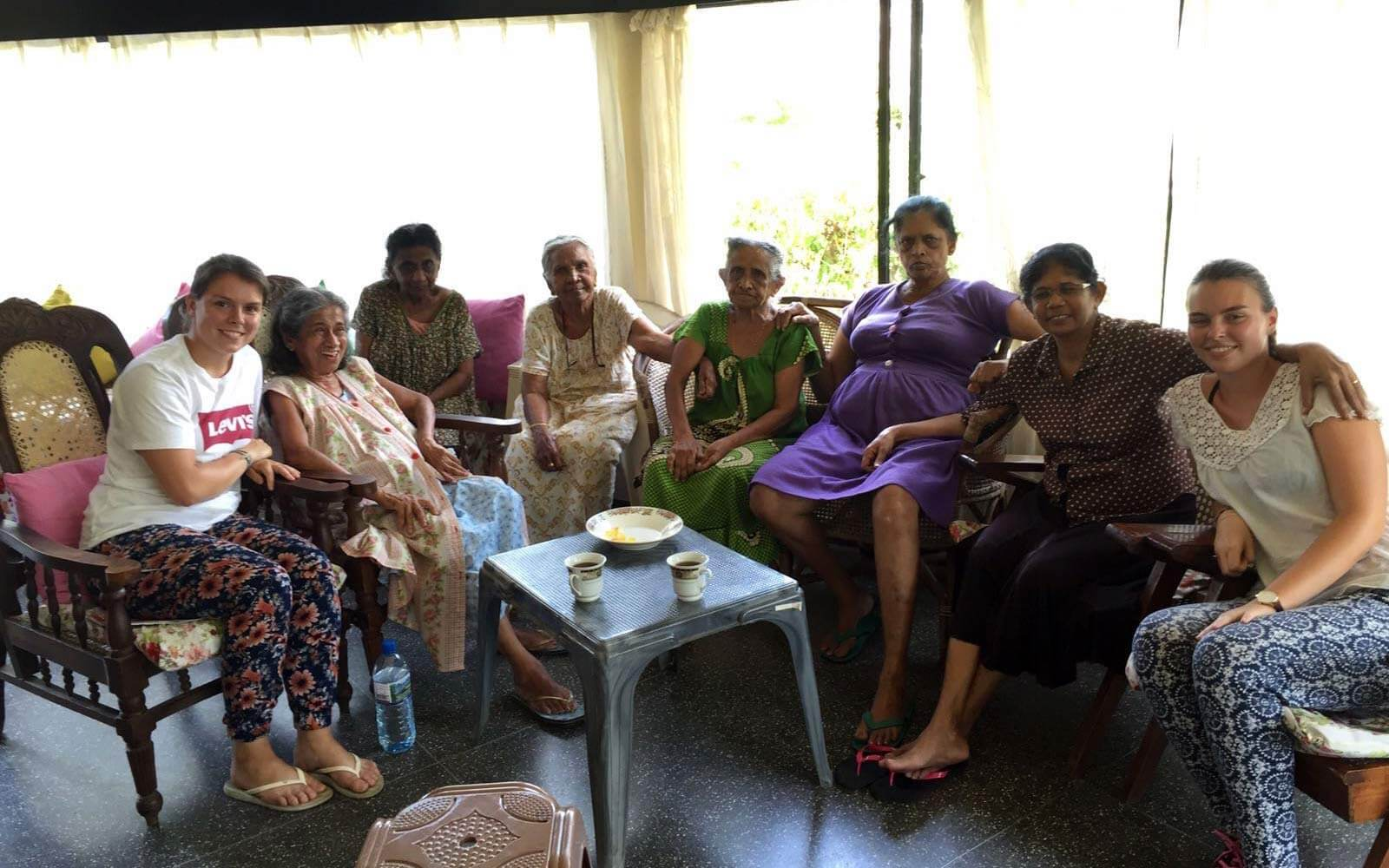 Community-Projekt auf Sri Lanka