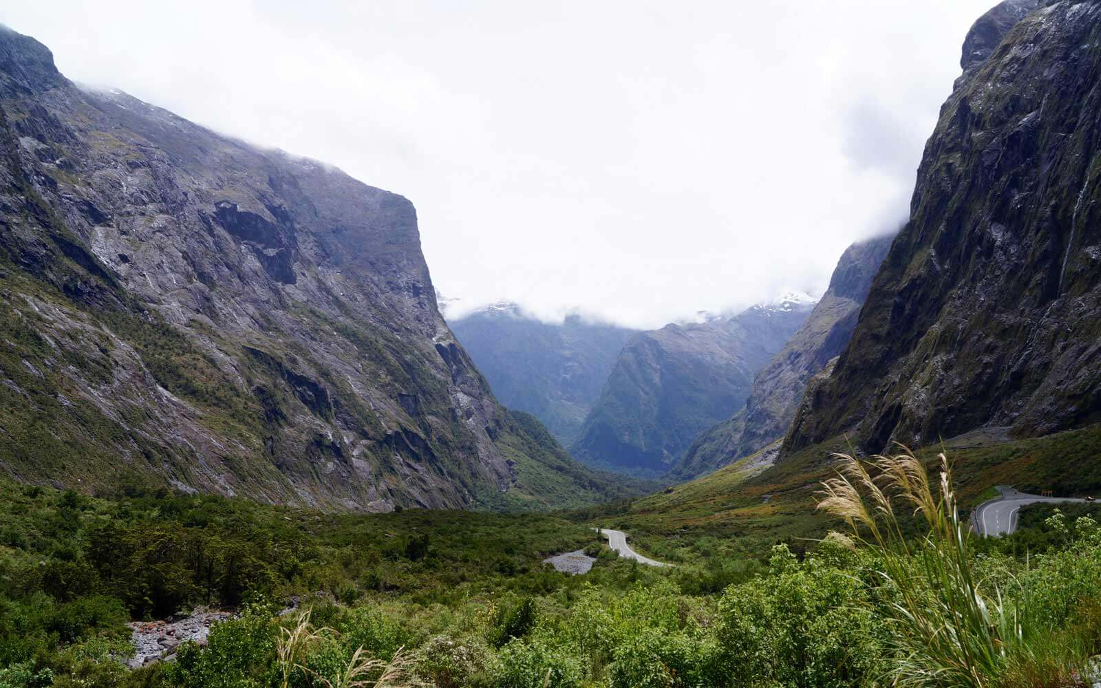 Fjordland in Neuseeland