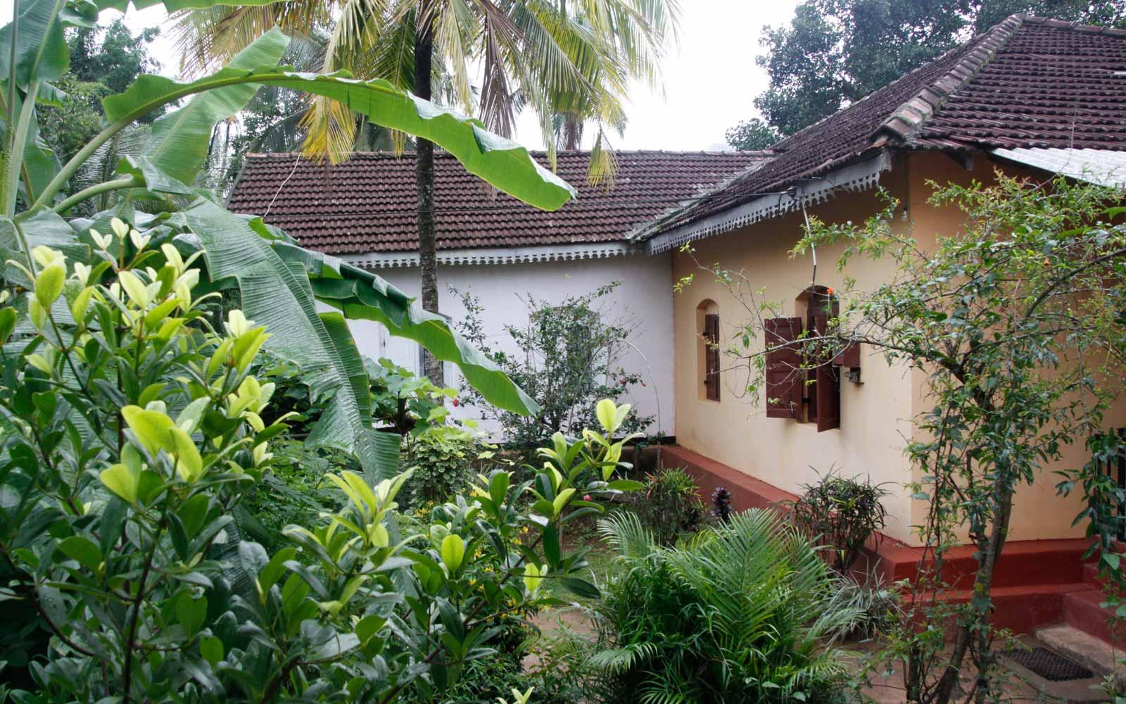 Volunteer-Unterkunft in Sri Lanka