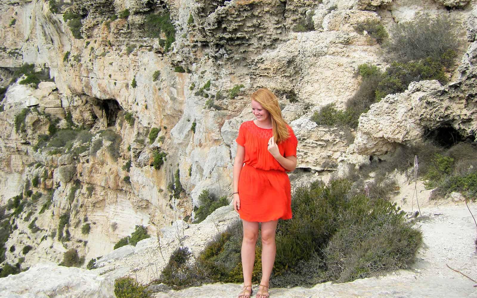Jule auf Malta