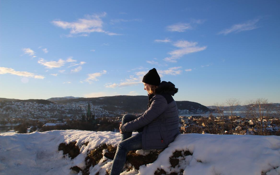 Steffi in Norwegen #3: Trondheim Städtetrip