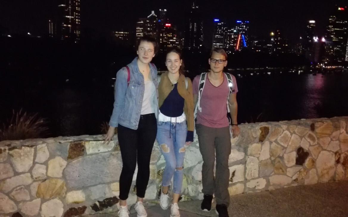 Paul in Australien #1: Mein Work & Travel Start
