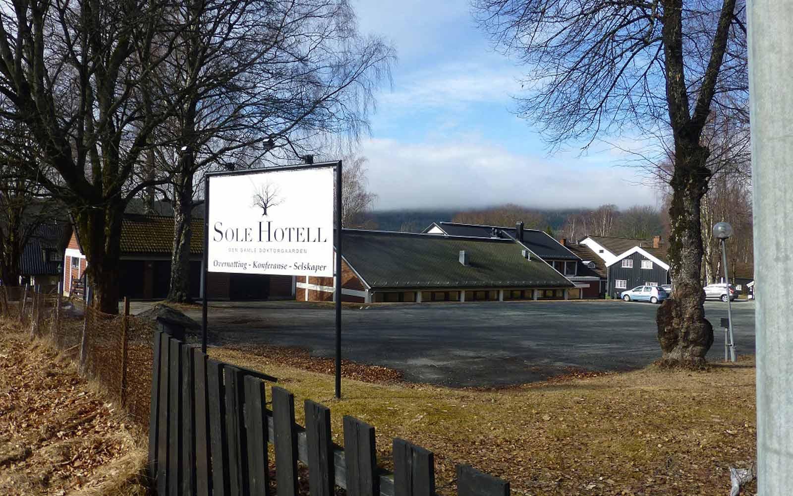 Das Sole Hotel in Norwegen